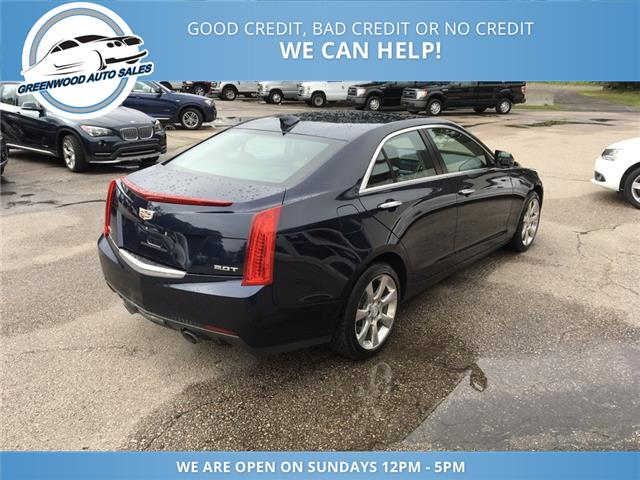 2015 Cadillac ATS 2.0L Turbo (Stk: 15-39192) in Greenwood - Image 6 of 19