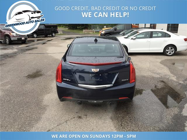 2015 Cadillac ATS 2.0L Turbo (Stk: 15-39192) in Greenwood - Image 7 of 19