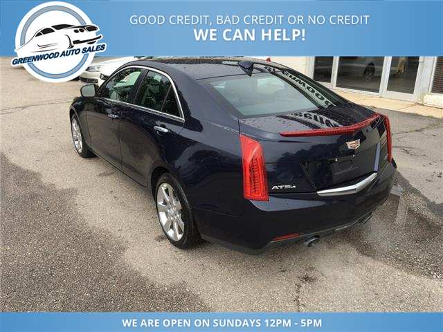 2015 Cadillac ATS 2.0L Turbo (Stk: 15-39192) in Greenwood - Image 8 of 19