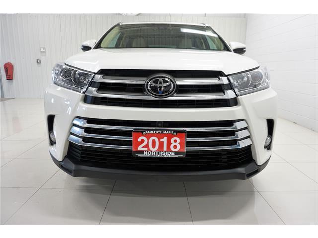 2018 Toyota Highlander Limited (Stk: P5453) in Sault Ste. Marie - Image 2 of 25
