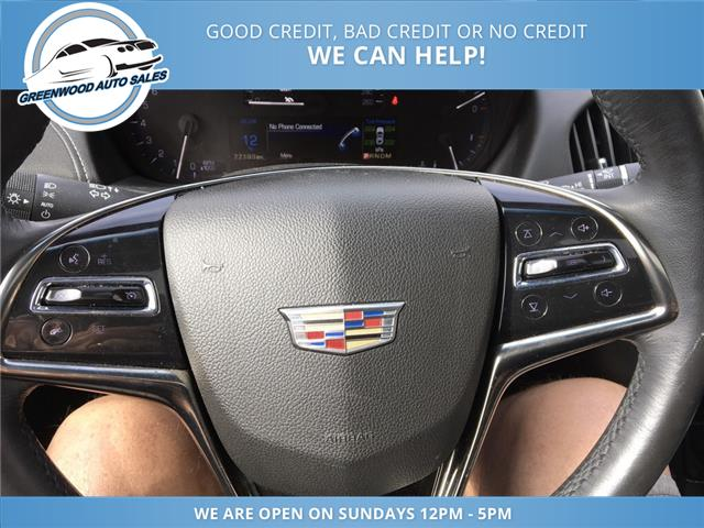 2015 Cadillac ATS 2.0L Turbo (Stk: 15-39192) in Greenwood - Image 11 of 19
