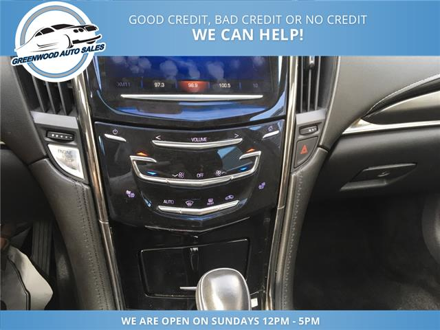 2015 Cadillac ATS 2.0L Turbo (Stk: 15-39192) in Greenwood - Image 14 of 19