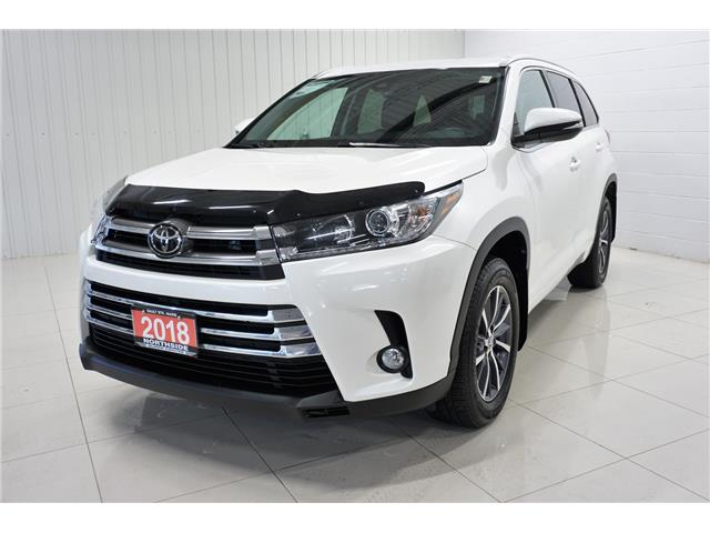 2018 Toyota Highlander XLE (Stk: P5445) in Sault Ste. Marie - Image 1 of 25