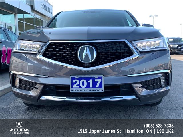 2017 Acura MDX Elite Package (Stk: 1716810) in Hamilton - Image 2 of 30