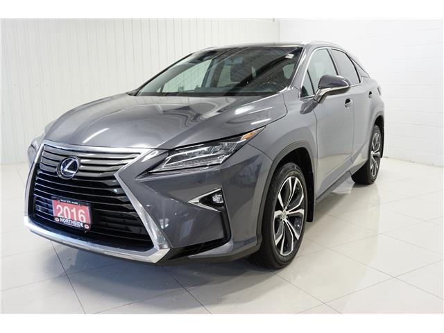 2016 Lexus RX 350 Base (Stk: P5485) in Sault Ste. Marie - Image 1 of 25