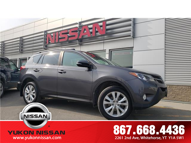 2015 Toyota RAV4 Limited (Stk: 9M0027A) in Whitehorse - Image 1 of 19