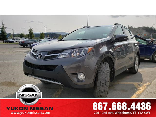 2015 Toyota RAV4 Limited (Stk: 9M0027A) in Whitehorse - Image 2 of 19
