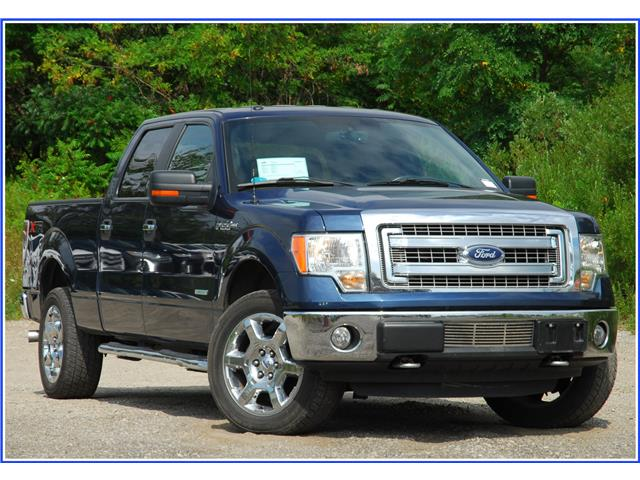 2013 Ford F-150 XLT (Stk: 147320A) in Kitchener - Image 1 of 17