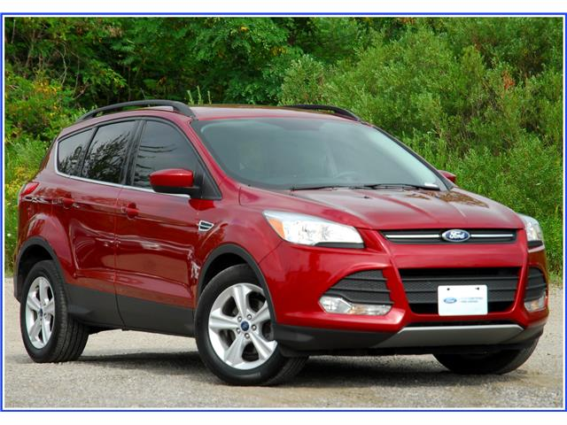 2015 Ford Escape SE (Stk: 9E4730A) in Kitchener - Image 1 of 16