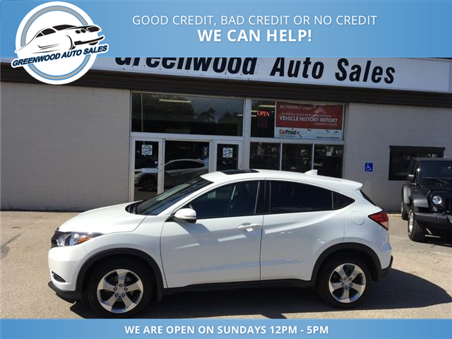 2016 Honda HR-V EX (Stk: 16-15180) in Greenwood - Image 1 of 18