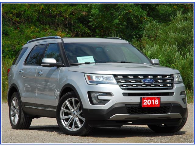 2016 Ford Explorer Limited (Stk: 148610) in Kitchener - Image 1 of 19
