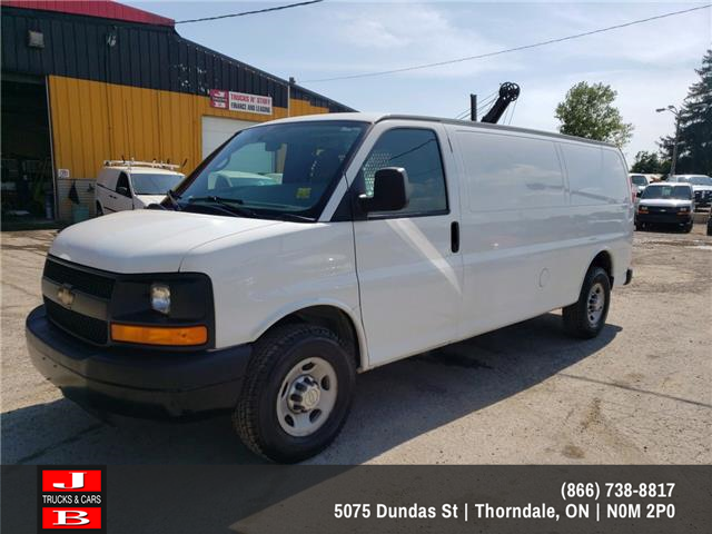 2015 Chevrolet Express 2500 1WT (Stk: 5770) in Thordale - Image 1 of 9