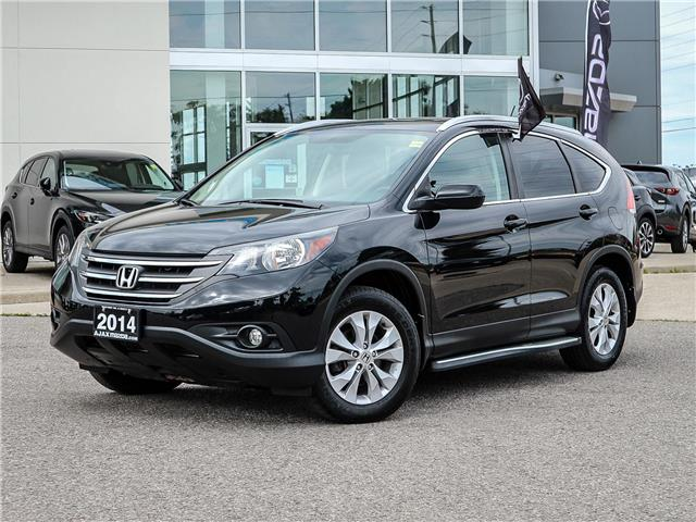 2014 Honda CR-V EX (Stk: P5225) in Ajax - Image 1 of 28