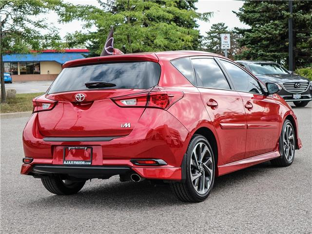 2018 Toyota Corolla iM Base (Stk: P5221) in Ajax - Image 5 of 25