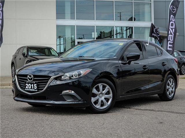 2015 Mazda Mazda3 GX (Stk: P5232) in Ajax - Image 1 of 23