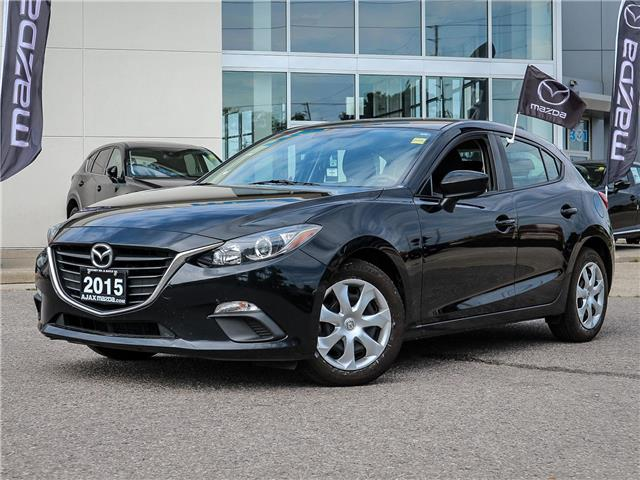 2015 Mazda Mazda3 Sport GX (Stk: P5229) in Ajax - Image 1 of 23