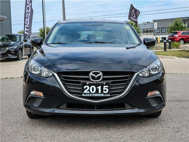2015 Mazda Mazda3 Sport GX (Stk: P5229) in Ajax - Image 2 of 23
