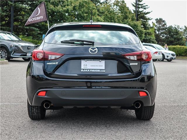 2015 Mazda Mazda3 Sport GX (Stk: P5229) in Ajax - Image 6 of 23