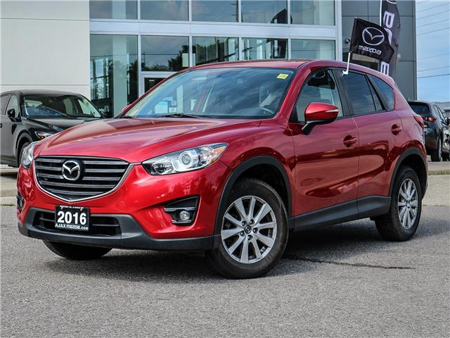 2016 Mazda CX-5 GS (Stk: P5115) in Ajax - Image 1 of 26