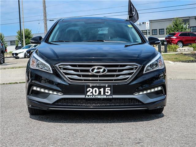 2015 Hyundai Sonata Sport (Stk: 19-1814TA) in Ajax - Image 2 of 25
