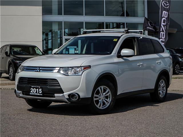 2015 Mitsubishi Outlander ES (Stk: P5218) in Ajax - Image 1 of 25