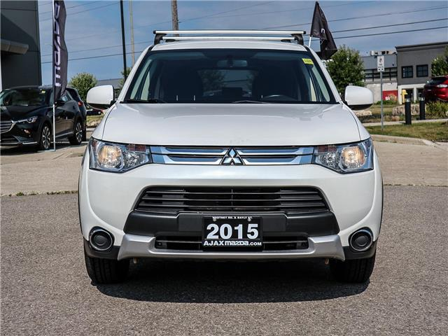 2015 Mitsubishi Outlander ES (Stk: P5218) in Ajax - Image 2 of 25