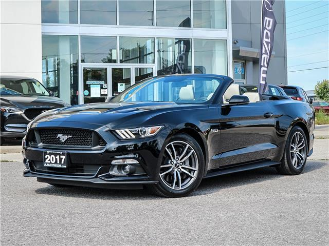 2017 Ford Mustang GT Premium (Stk: P5088A) in Ajax - Image 1 of 24