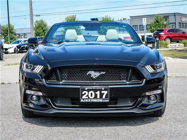 2017 Ford Mustang GT Premium (Stk: P5088A) in Ajax - Image 2 of 24