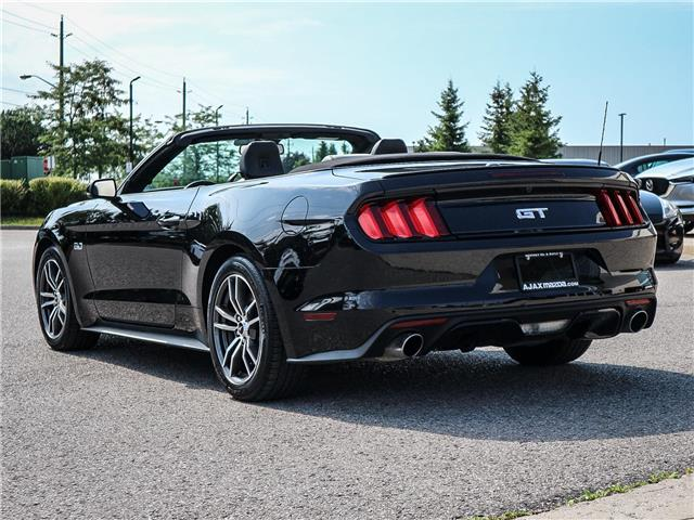 2017 Ford Mustang GT Premium (Stk: P5088A) in Ajax - Image 7 of 24