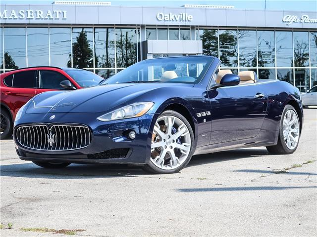 2012 Maserati GranTurismo Base (Stk: U408) in Oakville - Image 1 of 18