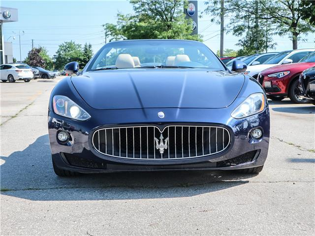 2012 Maserati GranTurismo Base (Stk: U408) in Oakville - Image 2 of 18