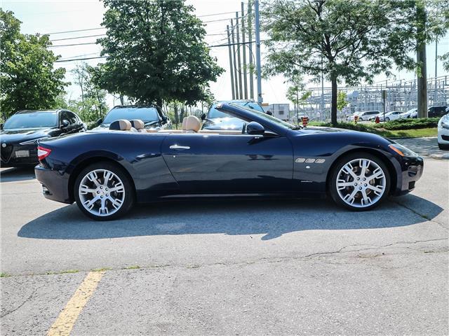 2012 Maserati GranTurismo Base (Stk: U408) in Oakville - Image 4 of 18