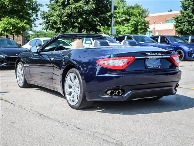 2012 Maserati GranTurismo Base (Stk: U408) in Oakville - Image 7 of 18