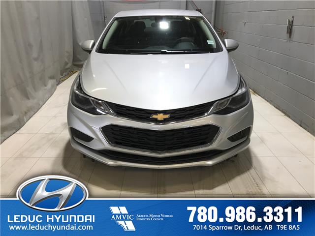 2018 Chevrolet Cruze LT Auto (Stk: PL0164) in Leduc - Image 1 of 7