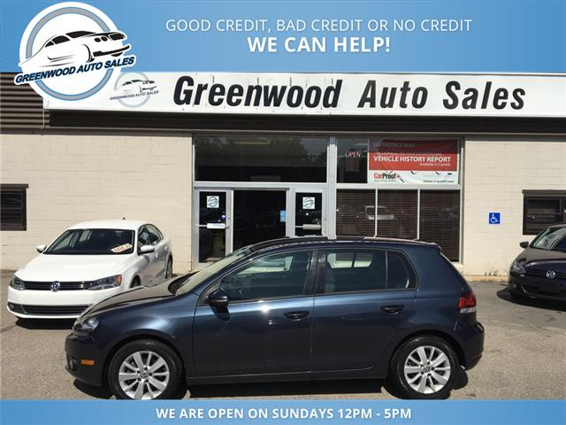 2012 Volkswagen Golf 2.0 TDI Comfortline (Stk: 12-20889) in Greenwood - Image 1 of 15
