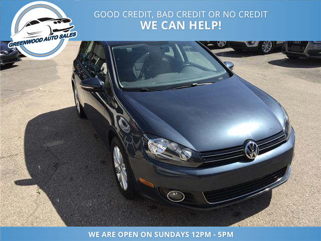 2012 Volkswagen Golf 2.0 TDI Comfortline (Stk: 12-20889) in Greenwood - Image 4 of 15