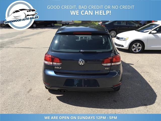 2012 Volkswagen Golf 2.0 TDI Comfortline (Stk: 12-20889) in Greenwood - Image 7 of 15