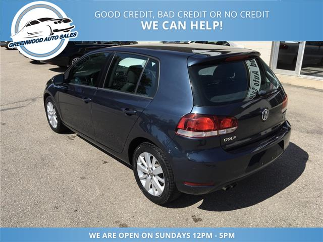 2012 Volkswagen Golf 2.0 TDI Comfortline (Stk: 12-20889) in Greenwood - Image 8 of 15