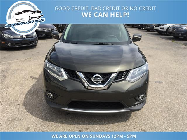 2014 Nissan Rogue SV (Stk: 14-49010) in Greenwood - Image 3 of 18