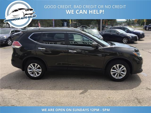 2014 Nissan Rogue SV (Stk: 14-49010) in Greenwood - Image 5 of 18
