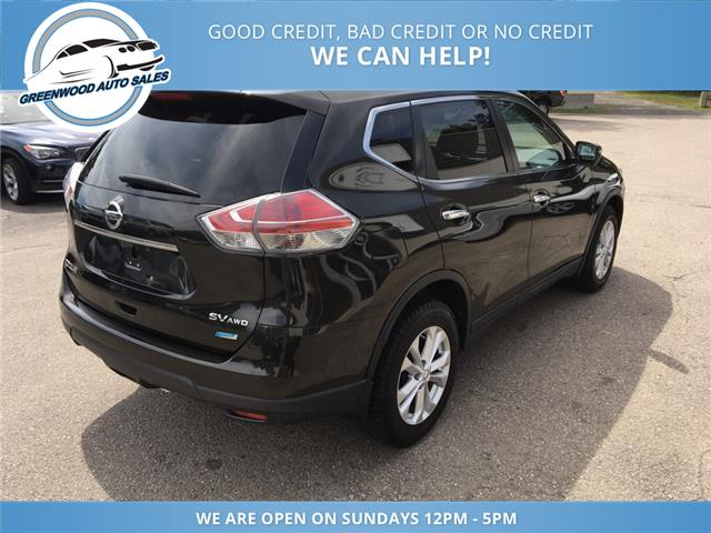 2014 Nissan Rogue SV (Stk: 14-49010) in Greenwood - Image 6 of 18