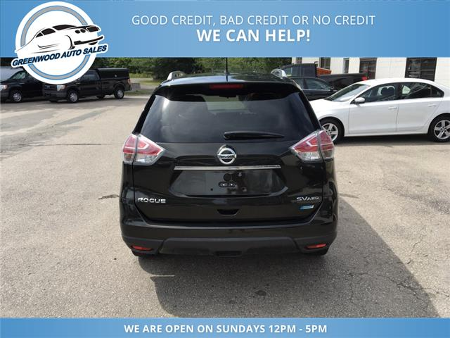 2014 Nissan Rogue SV (Stk: 14-49010) in Greenwood - Image 7 of 18