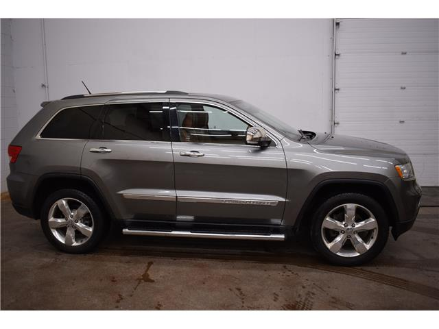 2013 Jeep Grand Cherokee Overland (Stk: B4509) in Kingston - Image 1 of 28