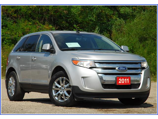 2011 Ford Edge Limited (Stk: 9F6840BX) in Kitchener - Image 1 of 16