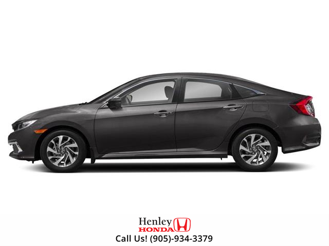 2019 Honda Civic EX (Stk: H18468) in St. Catharines - Image 2 of 9