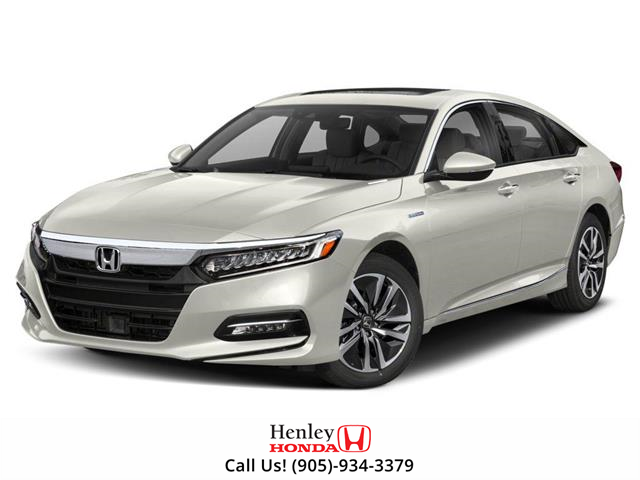 2019 Honda Accord Hybrid Touring (Stk: H18476) in St. Catharines - Image 1 of 9