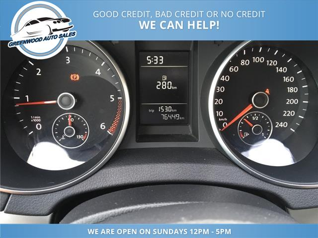 2012 Volkswagen Golf 2.0 TDI Comfortline (Stk: 12-23453) in Greenwood - Image 10 of 17