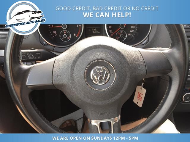 2012 Volkswagen Golf 2.0 TDI Comfortline (Stk: 12-23453) in Greenwood - Image 11 of 17