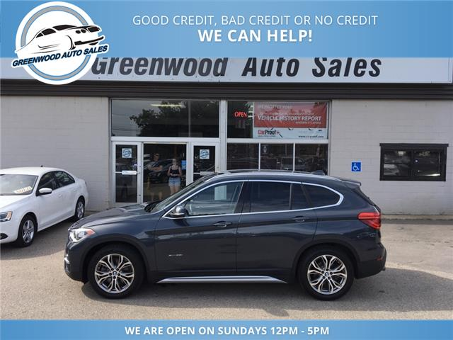 2016 BMW X1 xDrive28i (Stk: 16-66044) in Greenwood - Image 1 of 16