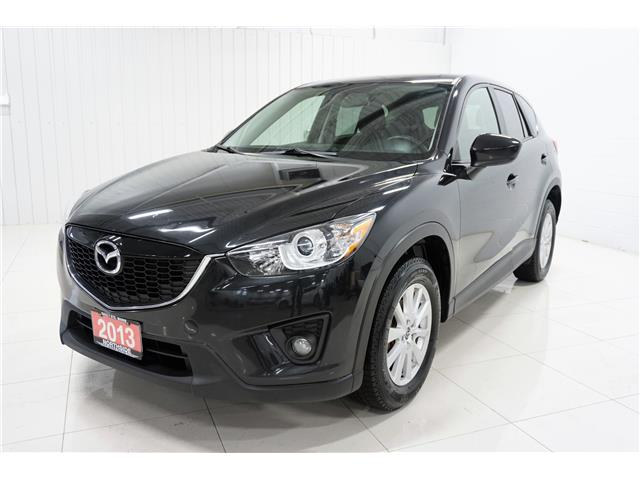 2013 Mazda CX-5 GS (Stk: P5199A) in Sault Ste. Marie - Image 1 of 22